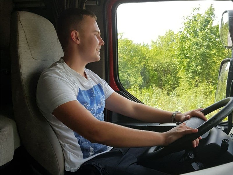 водитель Global Track