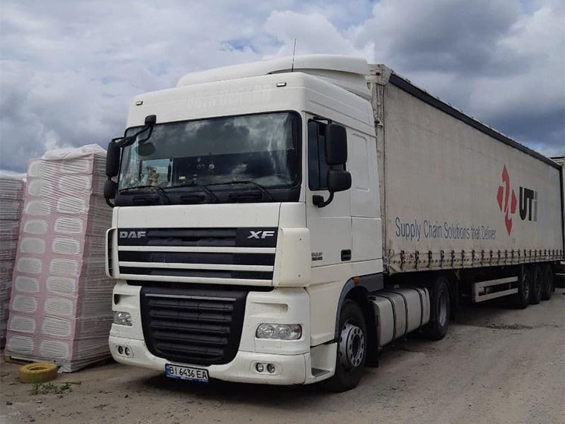 грузовик DAF XF